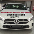 Hot Deal New Mercedes Benz A 200 Progressive Line