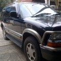 Dijual Opel Blazer LT 1999 Warna Hitam