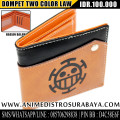 Dompet Trafalgar Law Two Color Import