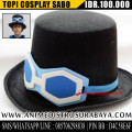 Topi Cosplay Sabo One Piece - Anime Distro Surabaya