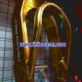 Swing Arm Delkevic Gold N250 FI