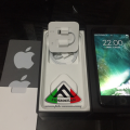 Iphone 7 plus 256 GB jetblack international warranty
