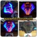 Stoplamp /lampu belakang LED 3 in 1 shark power R25,MT25,MX KING