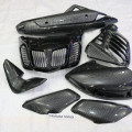 Carbon dgital printing yamaha nmax set