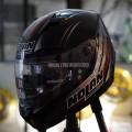 Nolan N64 Moto GP Black