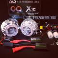 Lampu projector HiD AES ninja 250 FI dan ninja 250R