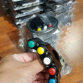 Accossato racing panel button 5 button