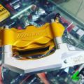 Kaliper Ninja 250 set Ride It model axial Radial plus brace