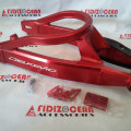 Swingarm delkevic red yamaha R15