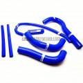 Projectone silicone radiator hose CBR250RR biru