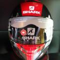 Helm Shark Spartan Carbon