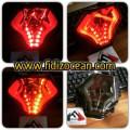 lampu belakang LED 3 in 1 shark power R25,MT25,MX KING