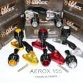 Pelindung Knalpot Yamaha Aerox, Nmax NUi Project