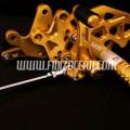 Footstep Underbond NUI Monster III Gold Yamaha Vixion