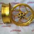 Velg Axio CB150R,NMP,Verza 4,5-3 Inch Gold