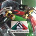 standhook dan jalu paddock CBR 250 silver gold