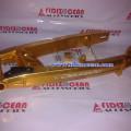 swingarm delkevic satria F gold