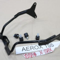 Bracket Plat No depan VND Yamaha Xmax , Aerox