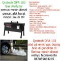 Qrotech opacity meter OPA 102
