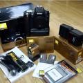 NIKON D90 / Nikon D700 / Canon EOS 5D Mark III