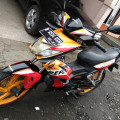 Motor Honda Blade Limited Edition !!