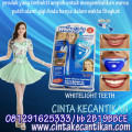 WHITELIGHT TEETH PEMUTIH GIGI ALAMI 081291625333 // 2B19BBCE