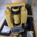 Jual Digital Theodolite Topcon DT 209 Hub 081288802734