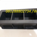 Jual Cetakan Mortar Plastik - Cement Cube Mold 5x5x5cm Hub 081288802734