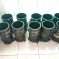 Jual Cetakan Silinder Beton 15 x 30cm Bahan Baja Cor Call 087888758643