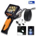 Jual Borescope NTS 200 Flexible Cable Camera Diameter 8-2 Mm