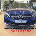 Mercedes Benz C 200 Coupe AMG 2017