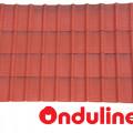 GENTENG ONDUVILLA WRN CLASSIC RED 3D (1060 x 40 MM) - FREE SEKRUP 5 PCS