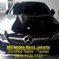Ready New Mercedes-Benz C 300 AMG Coupe 2016 Diskon Terbaik | Dealer Resmi