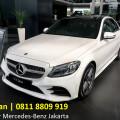Mercedes-Benz Best Offer C300AMG Facelift 2019 Promo Kredit Dp20%