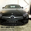 Mercedes-Benz New CLS350 AMG Facelift 2018 Hitam Best Price