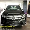 Mercedes-Benz Best Offer GLS400 AMG 2018 Promo Kredit Tdp 20%