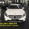 Promo Terbaru Mercedes Benz GLA200 Urban Putih 2019
