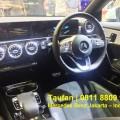 Promo Terbaru Mercedes Benz CLA200 AMG Putih 2019