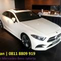 Promo Terbaru Mercedes Benz CLS350 AMG Putih 2019