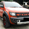 Ford Ranger Wildtrak 2.2 Double Cabin Thn 2014 AT 4x4 AKTIF