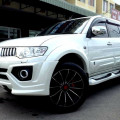 Mitsubishi Pajero Sport Exceed 2.5 Thn 2010 AT Diesel