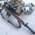 Airriffle M14 WE