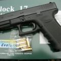Senjata Hampa Blankgun Glock 17