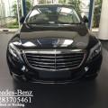 Harga Mercedes Benz S 400 L Exclusive tahun 2017 Paket DP Ringan