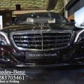 Harga Mercedes Benz Maybach S 600 tahun 2017 Paket DP Ringan