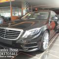Harga Mercedes Benz S 500 L tahun 2017 Paket DP Ringan