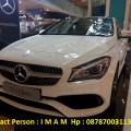 [Harga Terbaik] Mercedes Benz CLA 200  AMG Polar White |Ready Stok|