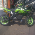 Motor mini trail 110cc new