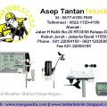 Weather Station PCE FWS 20 Anemometer dijual 082217294199