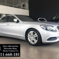 Mercedes-Benz S 400 L Exclusive Line | Ready Stock New S Class